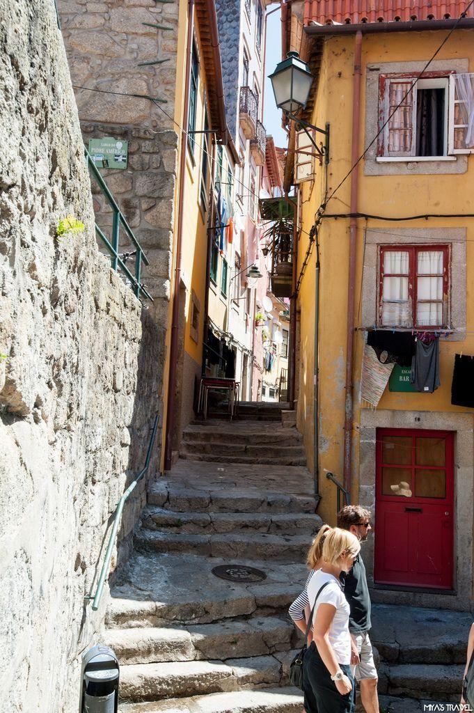 葡萄牙波多-走入小巷弄