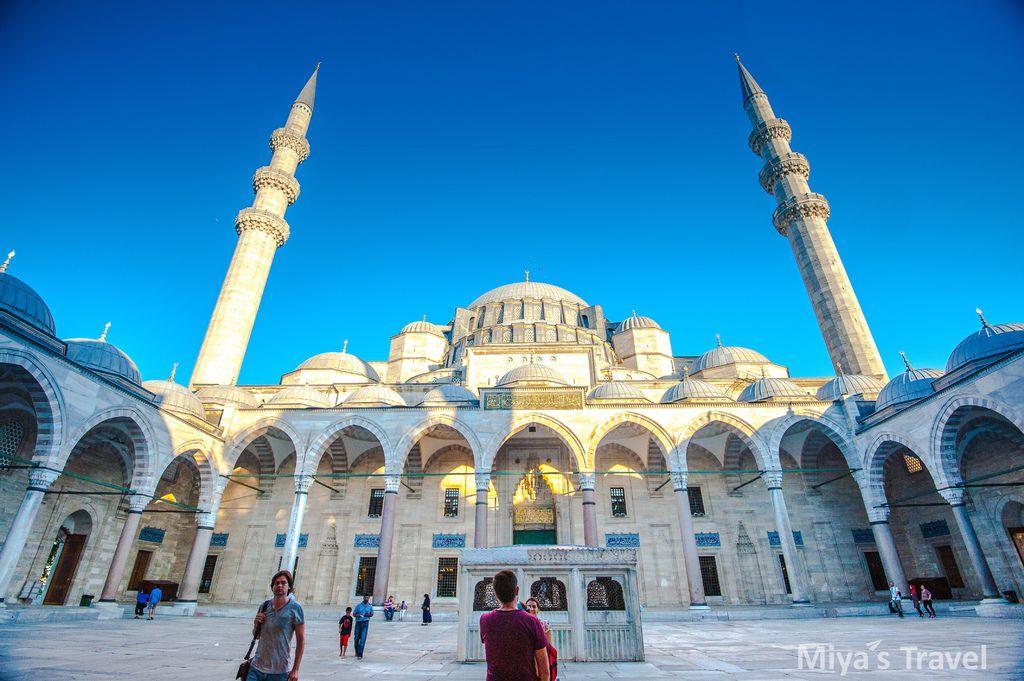 蘇萊曼尼耶清真寺Süleymaniye Cami