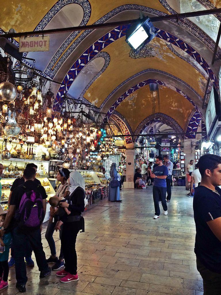 有頂大市集Grand Bazaar