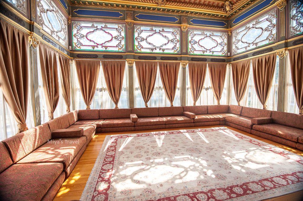 托卡比皇宮Topkapı Sarayı Müzesi
