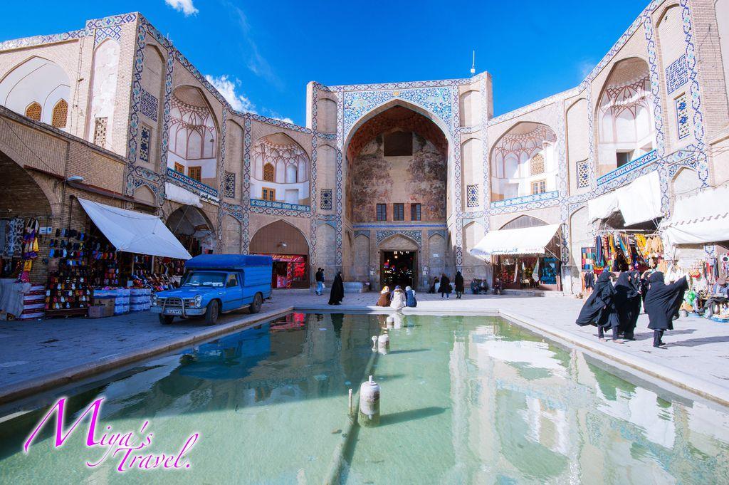 伊斯法罕大巴札Esfahan Bazaar