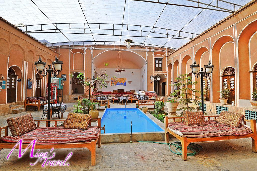 伊朗傳統豪宅