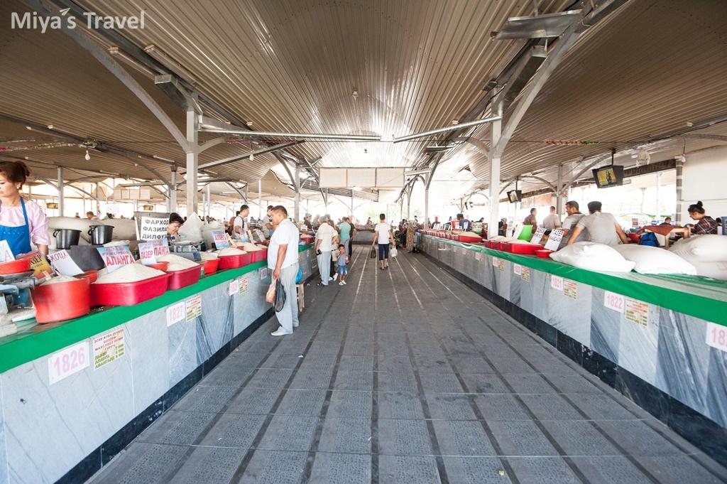 中亞烏茲別克∣走進中亞最著名/古老市集之一楚蘇巴扎Chorsu Market