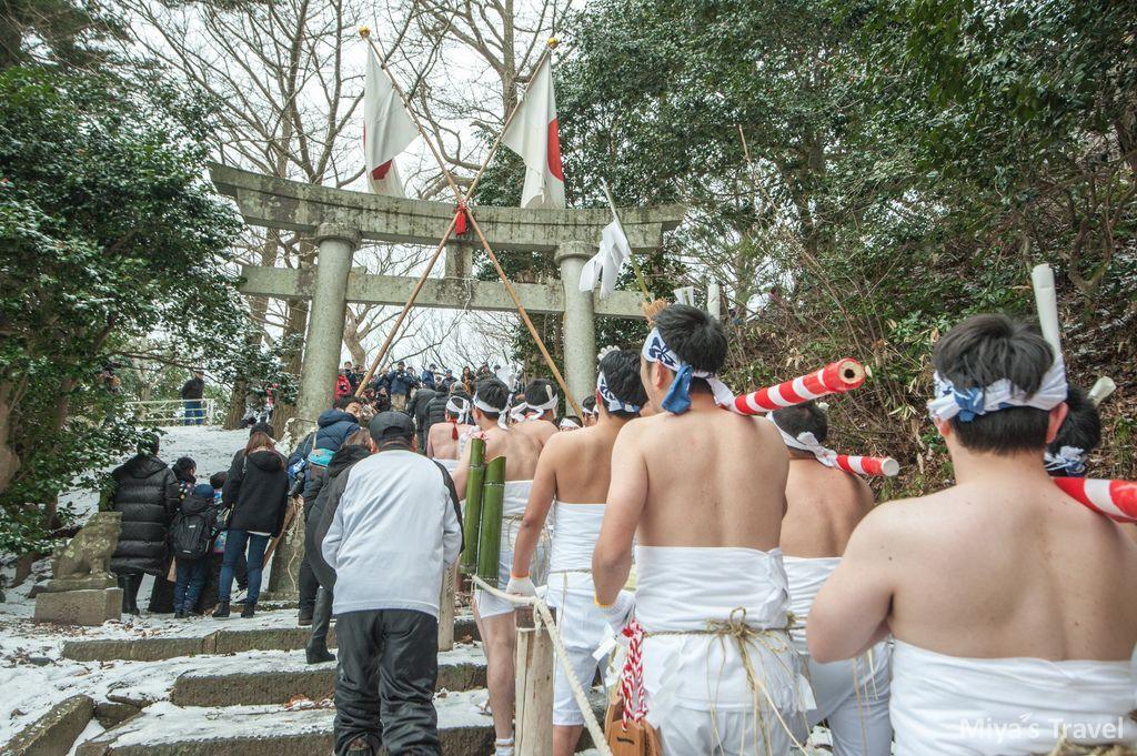 日本秋田 新山裸祭DSC_1261