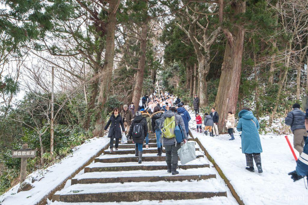 日本秋田 新山裸祭DSC_1259