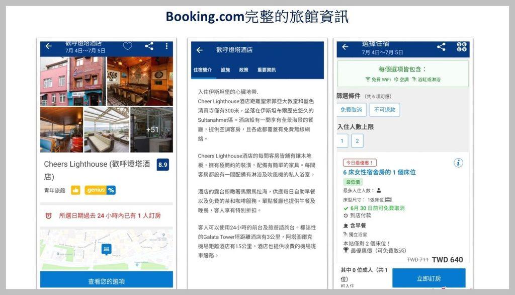 3Booking.com完整的旅館資訊.JPG
