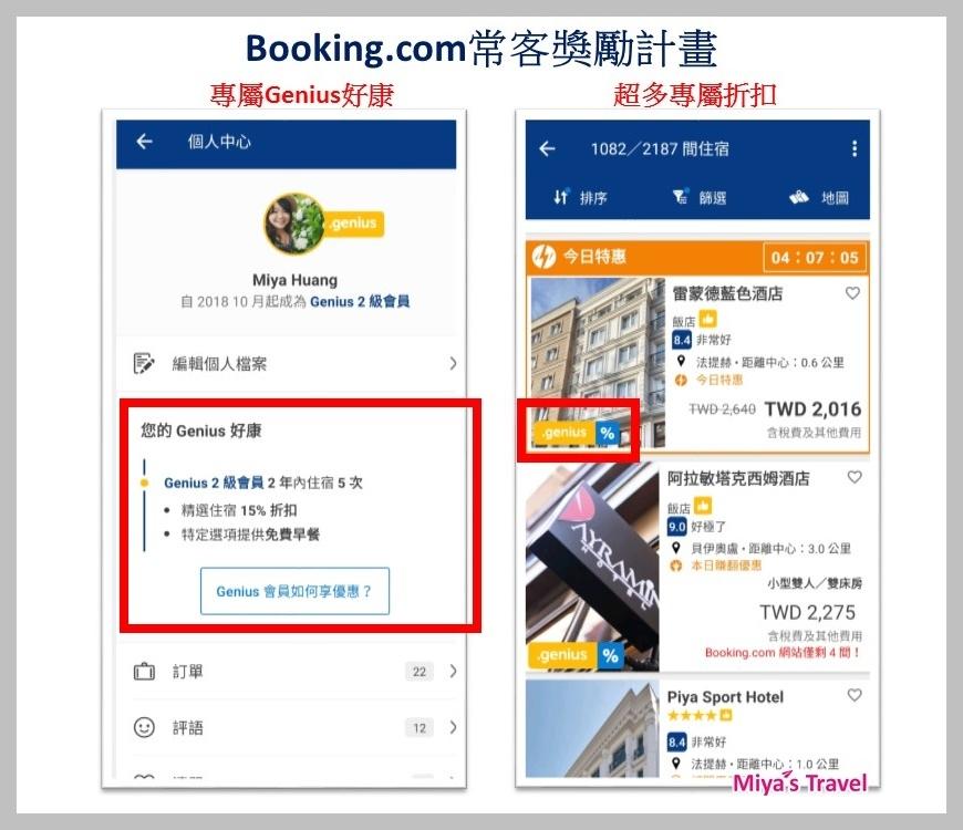 5Booking.com常客獎勵計畫.JPG