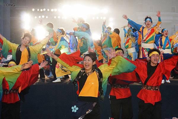 2013台灣燈會-日本代表隊152
