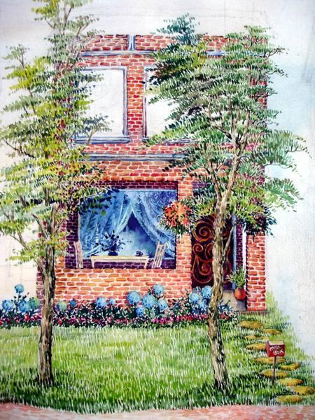 dream house (not finish)