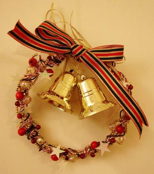 2007聖誕花圈 christmas wreath