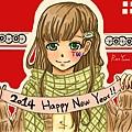 2014happy new year!!
