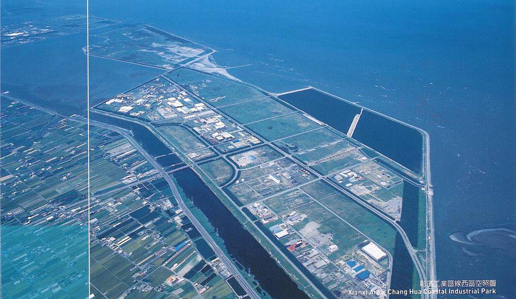 4_1010710_彰濱工業區線西區空照圖