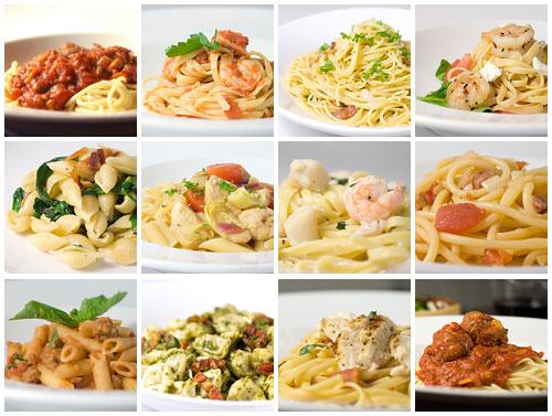 Italy pasta~~ delicious