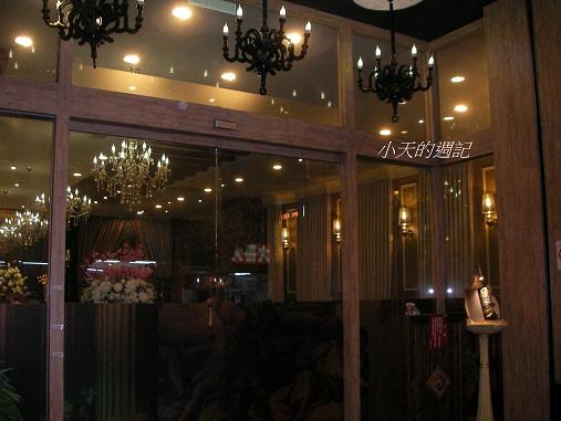 【高雄五甲‧食記】Parossa 帕羅莎牛排洋食館大門