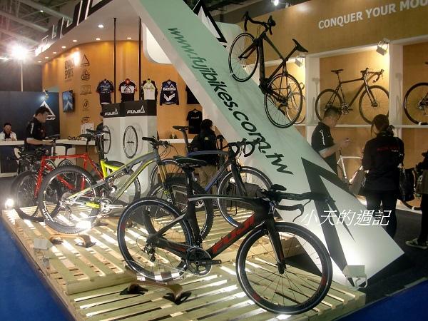 2014年「台北國際自行車展」