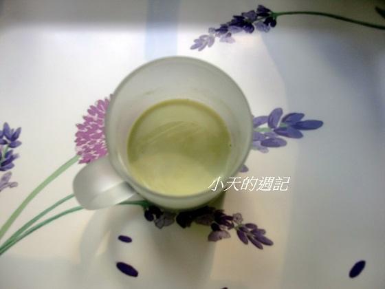 雙喜饅頭跟日本佐藤園抹茶合作的抹茶