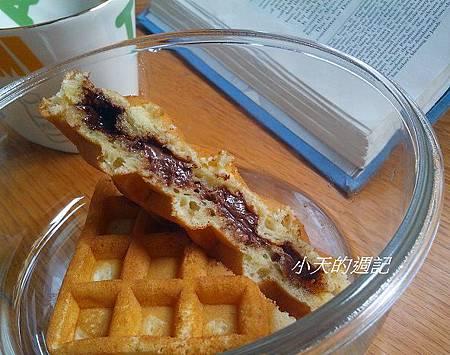 03. 一期一會奶油鬆餅 (巧克力)