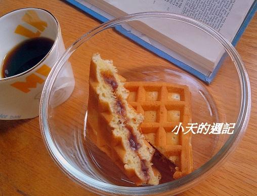 06. 一期一會紅豆鬆餅