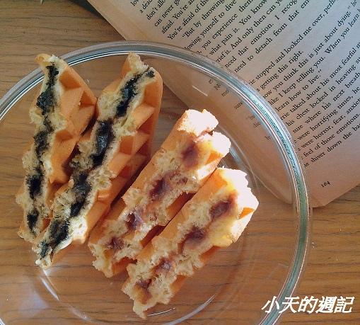 08. 一期一會紅豆、芝麻鬆餅