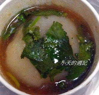 【台北‧中正區‧食記】津味肉圓 (牯嶺街) 香菜超多 :)