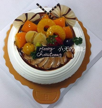 新東王烘焙店聖誕蛋糕