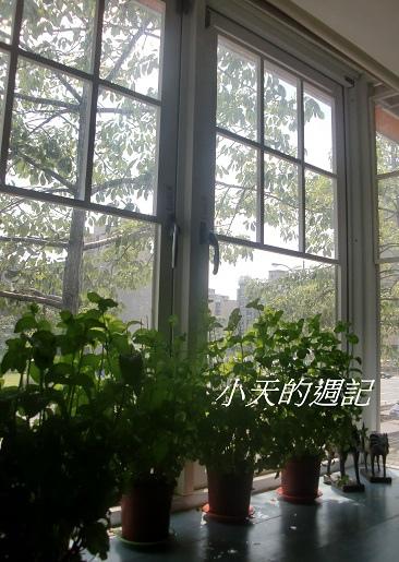 洋旗西餐廳 - 美麗的窗邊