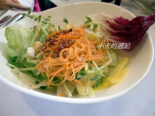 洋旗西餐廳 - 生菜沙拉