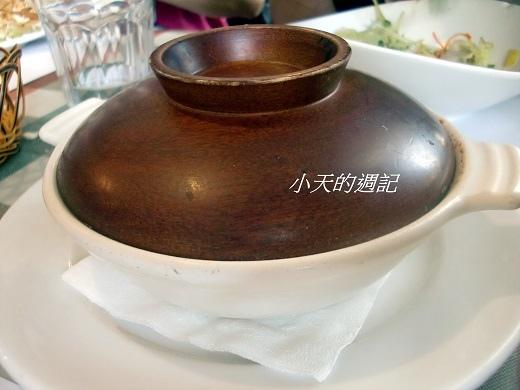 洋旗西餐廳 - 這是海鮮湯喔!