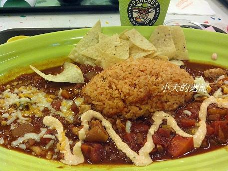 【高雄前鎮‧夢時代‧食記】潘將軍墨西哥料理 Panchos Food & Restaurant