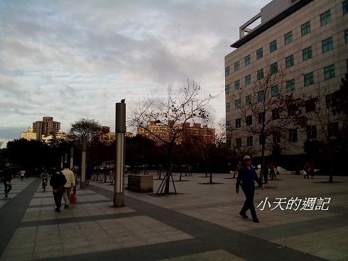 永和 四號公園&台灣圖書館