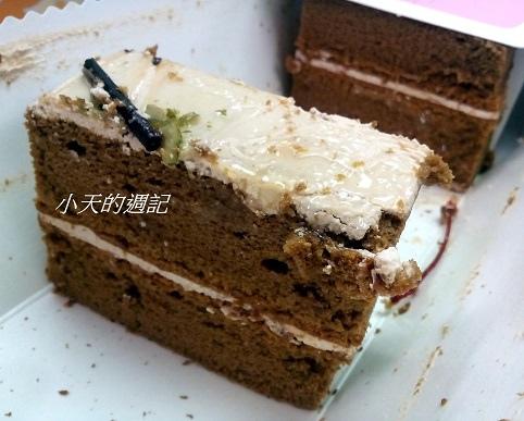 幸福的丘 日式彌月咖啡蛋糕5