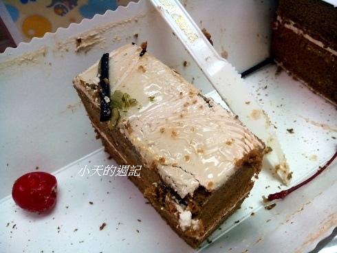幸福的丘 日式彌月咖啡蛋糕6