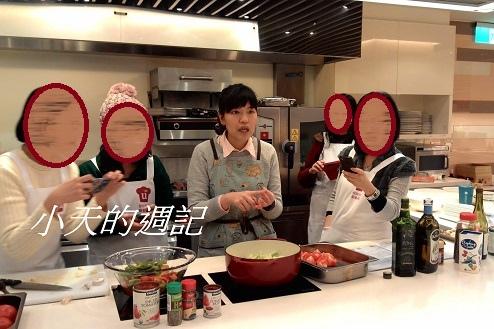 【課程體驗】FunCooking瘋食課@BELLAVITA【Angel的法國廚房2】普羅旺斯燉菜、法式紅酒燉牛肉、櫻桃可麗餅8.jpg