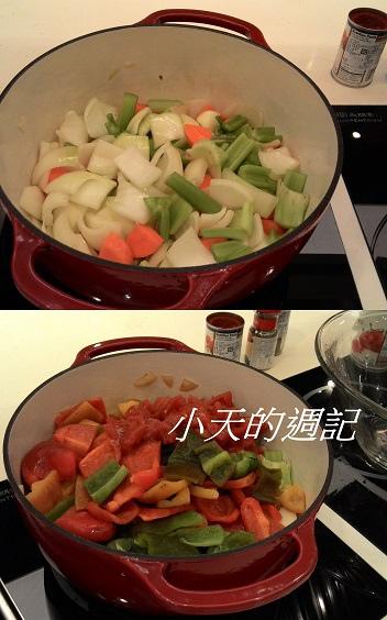【課程體驗】FunCooking瘋食課@BELLAVITA【Angel的法國廚房2】普羅旺斯燉菜、法式紅酒燉牛肉、櫻桃可麗餅9.jpg