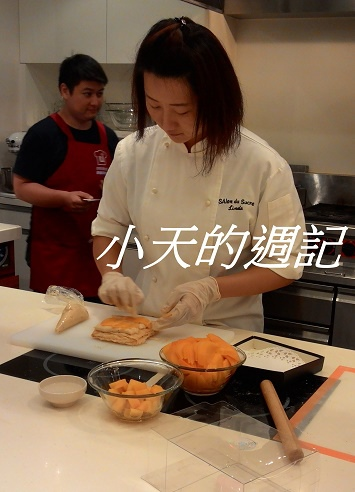 FunCooking瘋食課@BELLAVITA 芒果千層酥&芒果奶酪18.jpg
