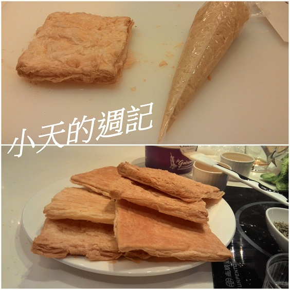 FunCooking瘋食課@BELLAVITA 芒果千層酥&芒果奶酪21.jpg