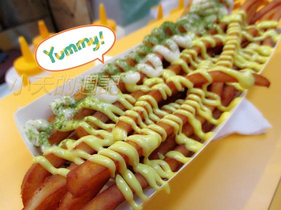 【試吃】老大薯條-世界最長的薯條日本超長的薯條9.jpg