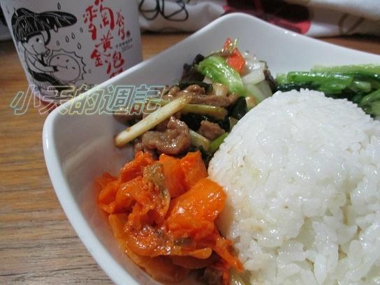 【試吃】幸福豚 紅麴養生黃金泡菜5.jpg