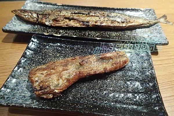 【台北‧中山區‧食記】柒-串燒屋24.JPG