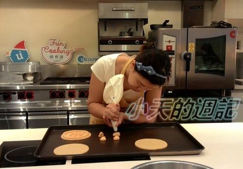 【課程體驗】FunCooking瘋食課@BELLAVITA 藍帶學院Angel老師 聖多諾黑泡芙6.jpg
