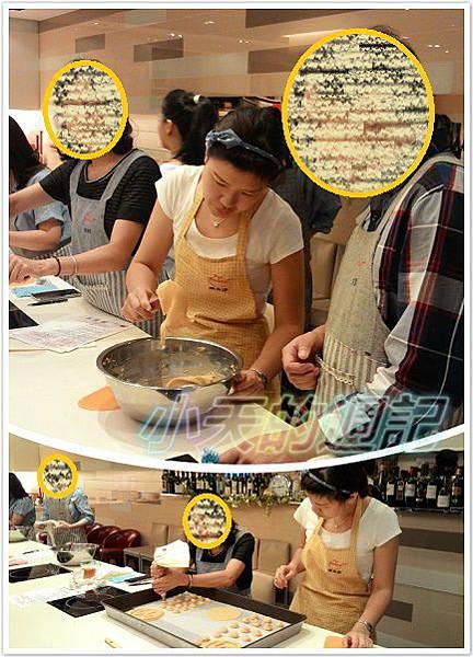 【課程體驗】FunCooking瘋食課@BELLAVITA 藍帶學院Angel老師 聖多諾黑泡芙8.jpg