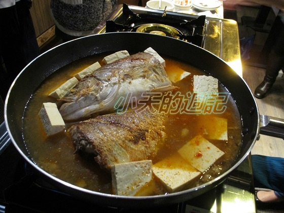 【課程體驗】 四川周-廚藝教室體驗 @ Azar輕食&咖啡 (無國界料理) _豆瓣魚10.JPG