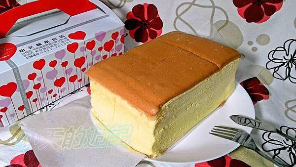 【中永和‧試吃】現烤古早味蛋糕1.jpg