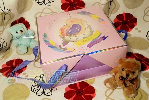 【試吃】禮坊RIVON 蛋生好萌雙層禮盒1.jpg