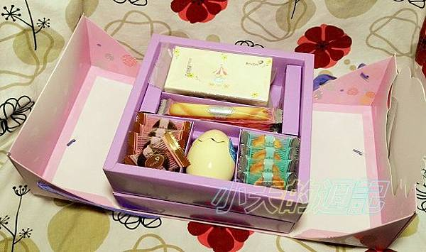【試吃】禮坊RIVON 蛋生好萌雙層禮盒6.jpg