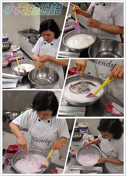 【課程體驗】Wendy's house 寵愛玫瑰伯爵夫人千層蛋糕&蔓越莓覆盆子奶凍捲4.jpg