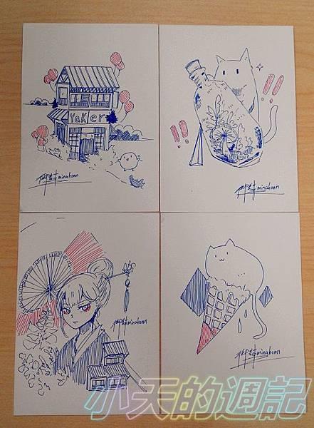 【課程體驗】優雅客原子筆畫插畫入門班 御音本主講16.jpg
