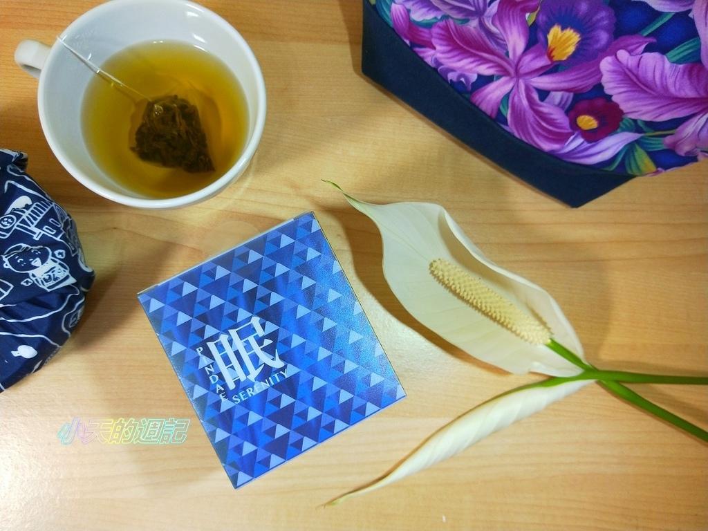 【試喝】山之翠舒眠茶16