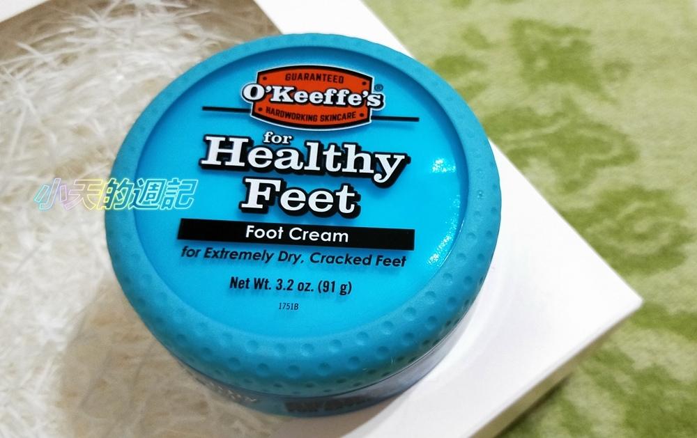 【體驗】O'Keeffe's歐肌膚 無香料護手霜 護足霜 護手霜推薦10.jpg