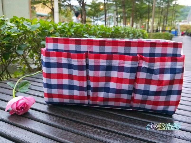 【試用】幸福工作室 純手工包包收納袋-平面拉鍊款袋中袋1.jpg